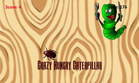 Crazy Hungry Caterpillar