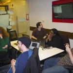 December 5 IVGDA Meeting at PETAL et al.