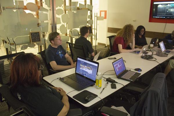 Indie Game Developers June 18 Meeting
