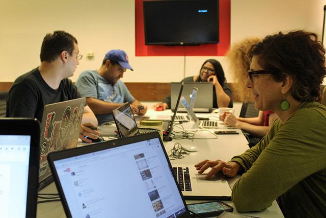 Indie Game Developers meeting-August 13, 2016