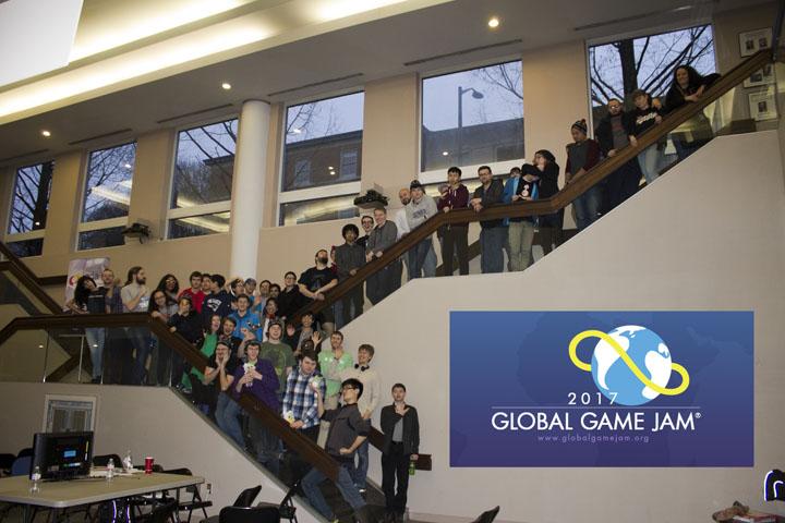 Game Jam Participants