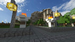 minecraft game screen grab